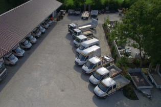 Fuhrpark-von-oben