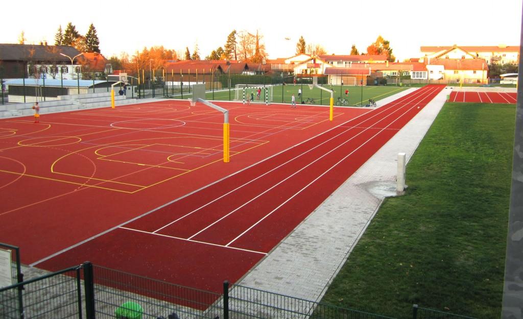 Sportanlagenbau - Bereich Sport und Spiel