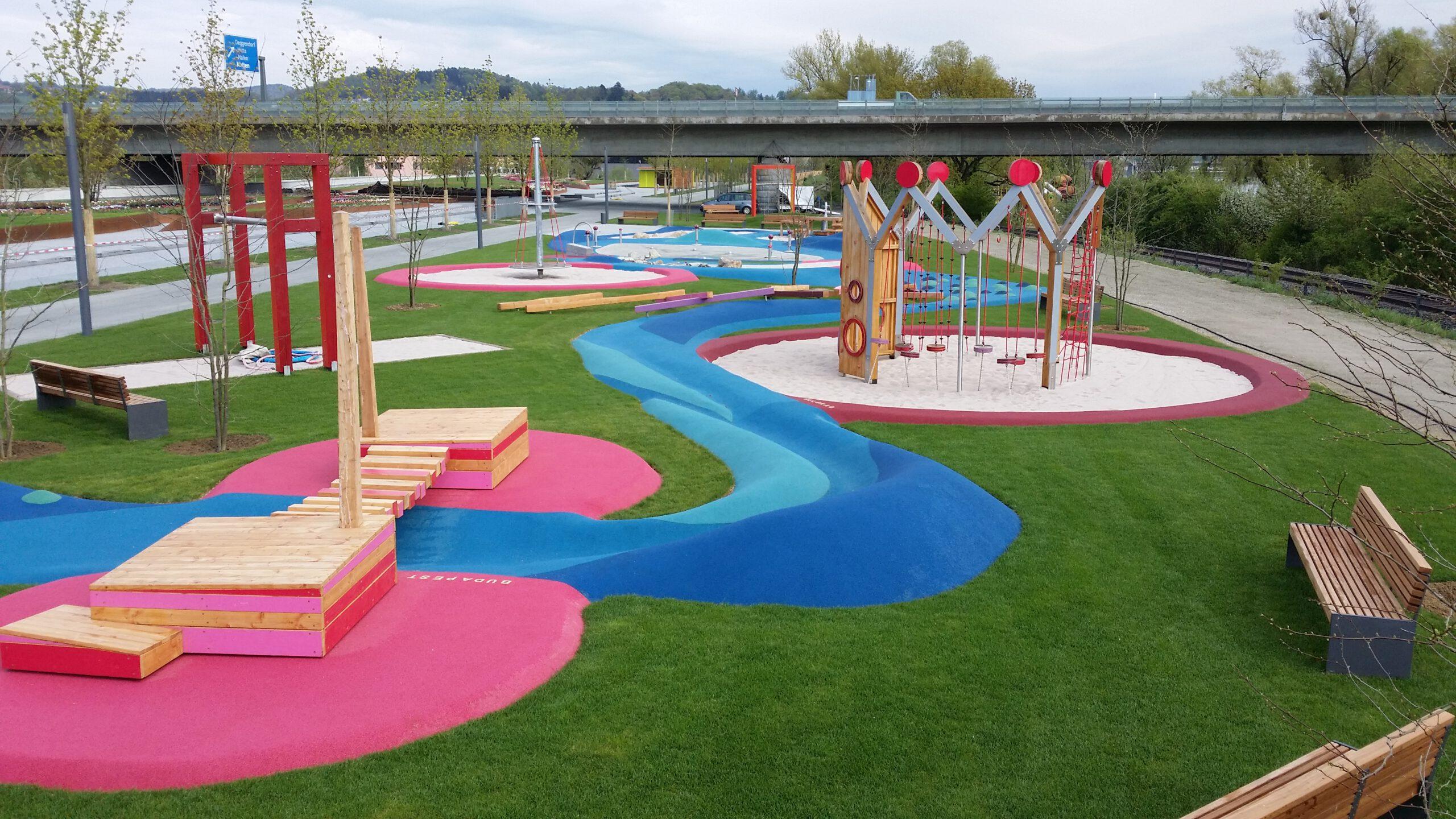 Spielanlagenbau