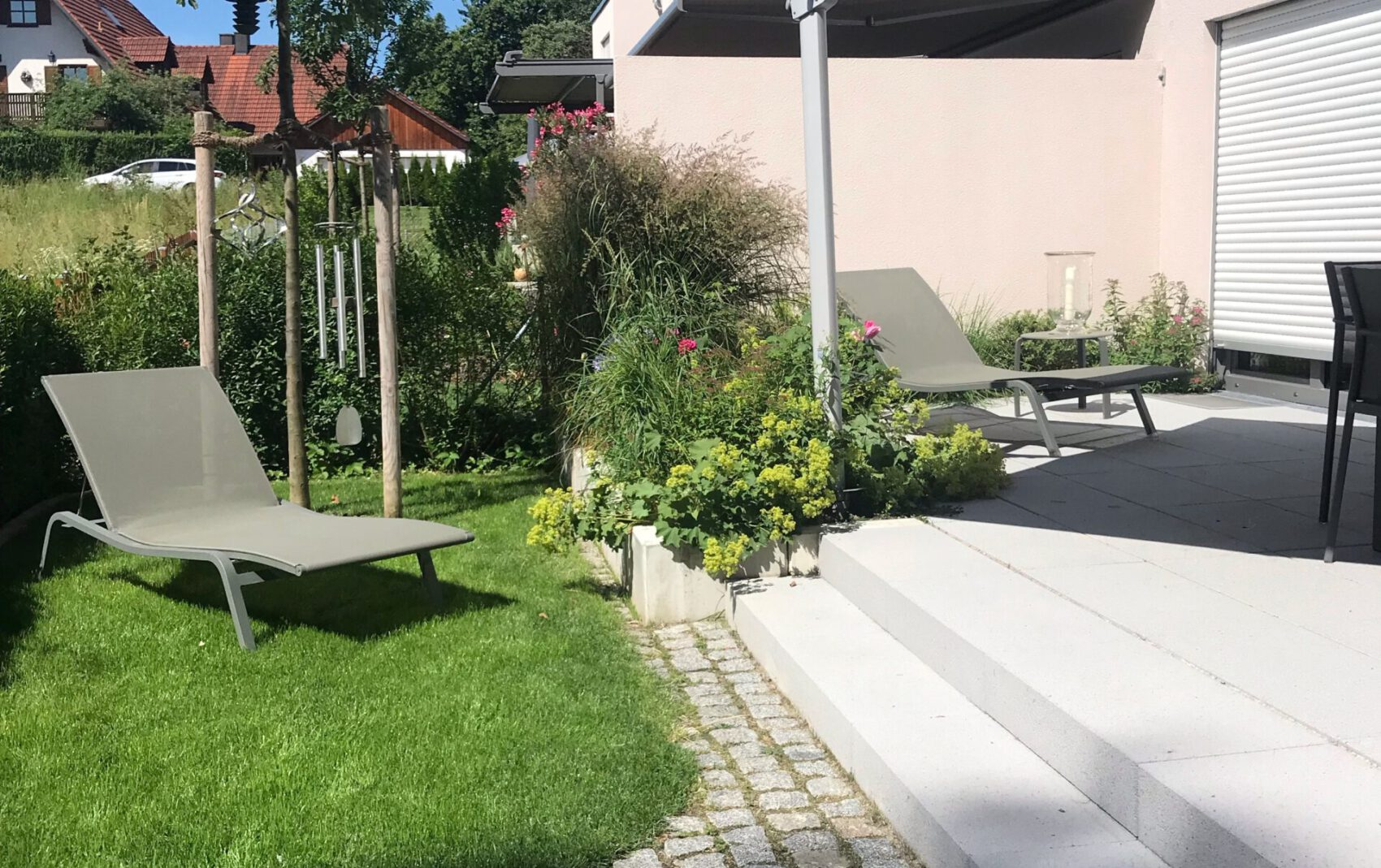 Hausgarten Tiefenbach